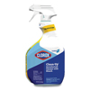 Cleaning Chemicals: Clorox® Clean-Up® Disinfectant Cleaner with Bleach