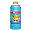 cleaning chemicals, brushes, hand wipers, sponges, squeegees: Pine-Sol® Scented All-Purpose Cleaner Concentrate