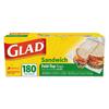 Clorox Professional Glad® Fold Top Sandwich Bags CLO 60771