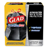 Clorox Professional Glad® Drawstring ForceFlex™ Large Trash Bags CLO 70358