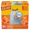 Clorox Professional Glad® OdorShield® Tall Kitchen Drawstring Bags CLO 78901