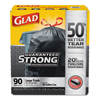 Waste Can Liners: Glad® Drawstring Large Trash Bags
