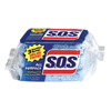 cleaning chemicals, brushes, hand wipers, sponges, squeegees: S.O.S® All-Surface Scrubber Sponge
