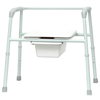 Ring Panel Link Filters Economy: Compass Health Brands - ProBasics® Bariatric Commode, Extra-Wide Seat, 2EA/CT