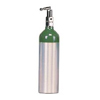 respiratory: Compass Health Brands - M6/B Oxygen Cylinder, Toggle Valve, 6/PK