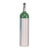respiratory: Compass Health Brands - Metalim Oxygen D Cylinder, Toggle Valve, Pallet