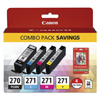 Canon Canon® 0373C005 Ink  Paper Pack CNM 0373C005