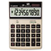 Office Machines: Canon® HS-1000TG One-Color 10-Digit Desktop Calculator
