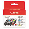 Canon Canon 2946B004 (CLI-221) Ink, 4/Pack, Tri-Color CNM 2946B004