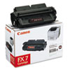 Canon Canon FX7 (FX-7) Toner, 4500 Page-Yield, Black CNM 7621A001AA
