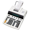 Office Machines: Canon® CP1213DIII 12-Digit Heavy-Duty Commercial Desktop Printing Calculator