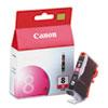 Canon Canon CLI8M, 0622B002 (CLI-8) Ink, Magenta CNM CLI8M