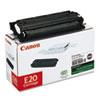 Canon Canon E20 (E-20) Toner, 2000 Page-Yield, Black CNM E20