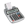 Office Machines: Canon® P23-DHV Two-Color Printing Calculator