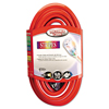 Coleman Cable CCI® Stripes™ Extension Cord 02548-88-41 COC 025488841