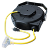 Coleman Cable CCI® Retractable Industrial-Grade Extension Cord Reel COC 04820