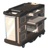 Janitorial Carts, Trucks, and Utility Carts: Continental - Deluxe Lodging Cart (Program # 946)