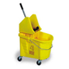 Continental Splash Guard™ Mop Bucket with Down-Press Combo Pack CON 335-37YW-EA