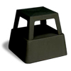 Continental Plastic Step Stool CON 523BK-EA