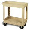 Janitorial Carts, Trucks, and Utility Carts: Continental - Large Utility Cart