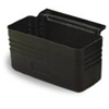 Janitorial Carts, Trucks, and Utility Carts: Continental - Bussing Cart Silverware Bins