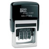 Consolidated Stamp COSCO 2000 PLUS® Economy Self-Inking Dater COS 010129