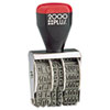 Consolidated Stamp COSCO 2000 PLUS® Traditional Date Stamp COS 012731