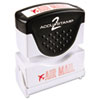 Consolidated Stamp ACCUSTAMP2® Pre-Inked Shutter Stamp with Microban® COS 035593