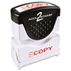 office ergonomic: ACCUSTAMP2® Pre-Inked Shutter Stamp with Microban®