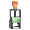 Consolidated Stamp 2000 PLUS® Green Line Self-Inking Heavy Duty Stamp COS 039307