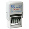Consolidated Stamp COSCO 2000 PLUS® Economy Self-Inking Dater COS 065005