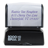 2000 PLUS COSCO 2000PLUS® HD Custom Stamps COS 1PIHD20