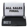 2000 PLUS COSCO 2000PLUS® HD Custom Stamps COS 1PIHD30