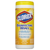 cleaning chemicals, brushes, hand wipers, sponges, squeegees: Clorox® Disinfecting Wipes