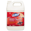 Simple-green-floor-cleaners: Clorox® Professional Floor Cleaner & Degreaser Concentrate