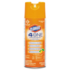 Disinfectant: Clorox® 4 in One Disinfectant Sanitizer