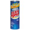 cleaning chemicals, brushes, hand wipers, sponges, squeegees: Ajax® Powder Cleanser with Bleach