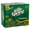 soaps and hand sanitizers: Irish Spring® Bar Soap