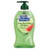 soaps and hand sanitizers: Moisturizing Hand Soap, Crisp Cucumber & Melon, 11 1/4 oz Pump Bottle