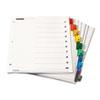 Cardinal Brands Cardinal® Traditional OneStep® Index System CRD 61028