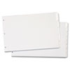 Cardinal Brands Cardinal® Write 'n Erase® Tabloid Index Dividers CRD 84270