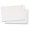 Cardinal Brands Cardinal® Write 'n Erase® Tabloid Index Dividers CRD 84271