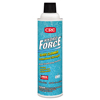 cleaning chemicals, brushes, hand wipers, sponges, squeegees: CRC® HydroForce® Glass Cleaner Professional Strength 14412