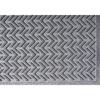 Crown Mats EcoPlus™ Rubber Border Wiper/Scraper Mat CRM ECR046GT