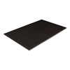 Crown Mats Tuff-Spun® Foot-Lover™ 3/8 Rib Anti-Fatigue Mat CRM FL3660BK