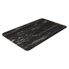 Crown Mats Cushion Step Marbleized Mat CRO CU2436 BLA