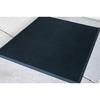 Crown Mats Finger-Tip® Indoor/Outdoor Scraper Mat CROFTS672BLA