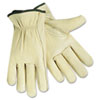 safety zone leather gloves: Memphis™ Full Leather Cow Grain Gloves