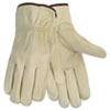 safety zone leather gloves: Memphis™ Economy Leather Drivers Gloves
