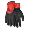 MCR Safety Memphis™ Ninja® N96785 Full Nitrile Dip BNF Gloves CRW N96785XXL